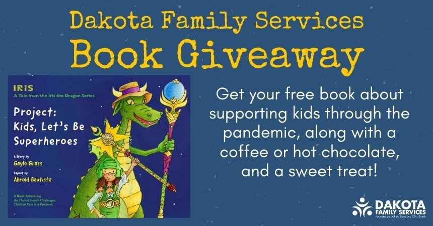 Dakota Family Services Celebrates the Power of Story with a Children's Book Giveaway at Thunder Coffee